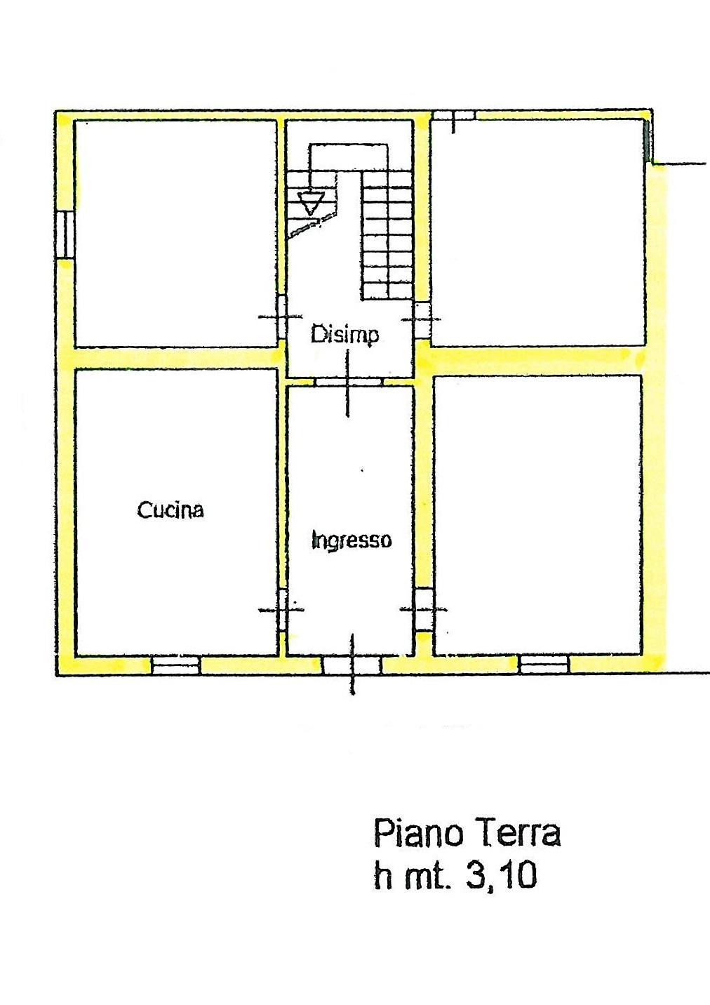 Planimetria 4/4 per rif. S775