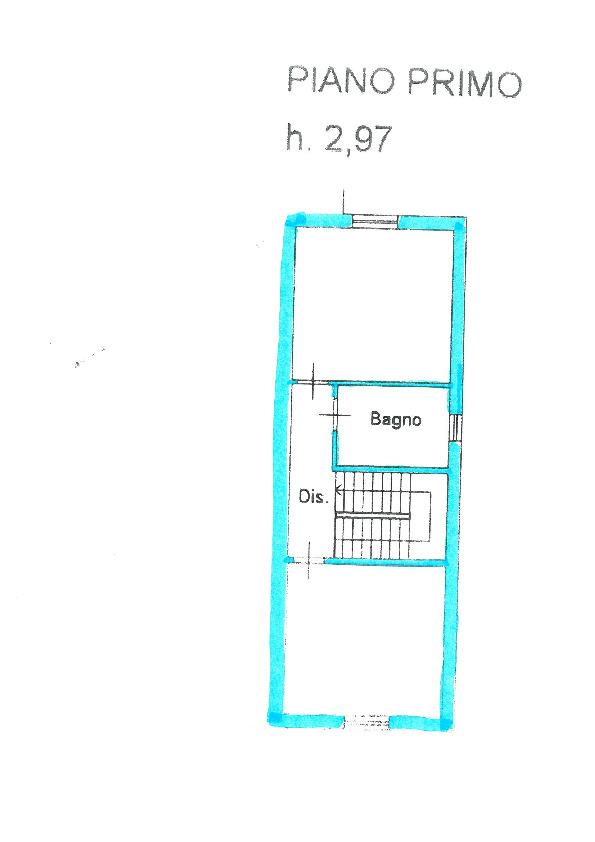 Planimetria 1/2 per rif. S941