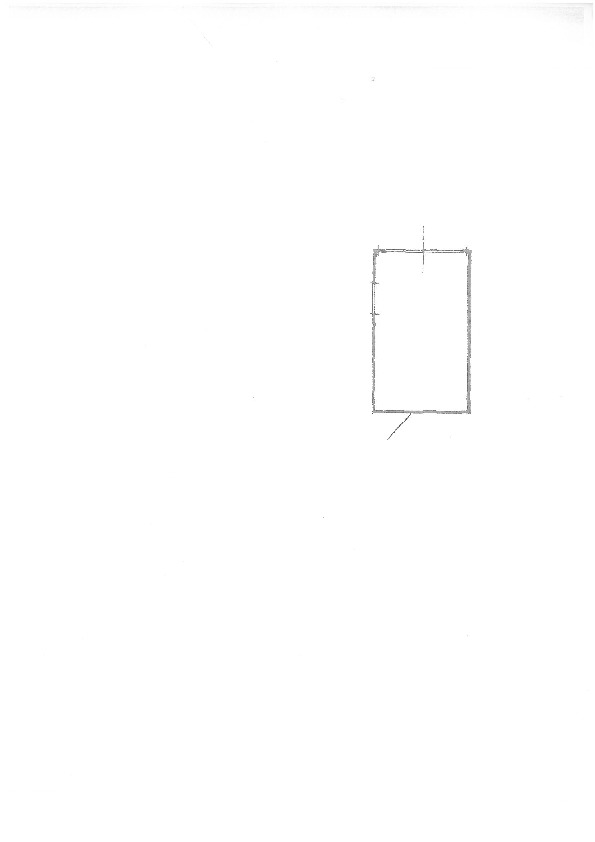 Planimetria 2/3 per rif. S1403