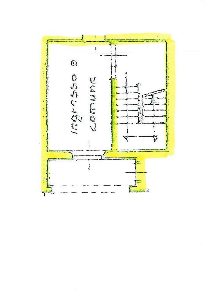 Planimetria 2/2 per rif. S1447