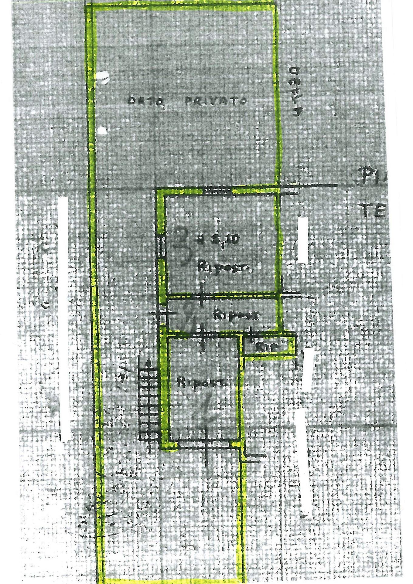 Planimetria 2/2 per rif. S1472