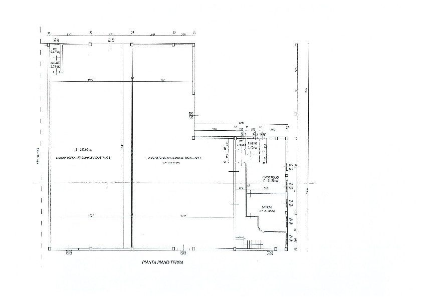 Planimetria 3/3 per rif. B2921