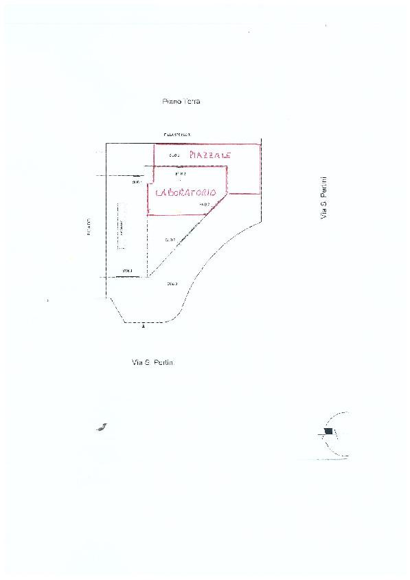 Planimetria 2/2 per rif. B2971