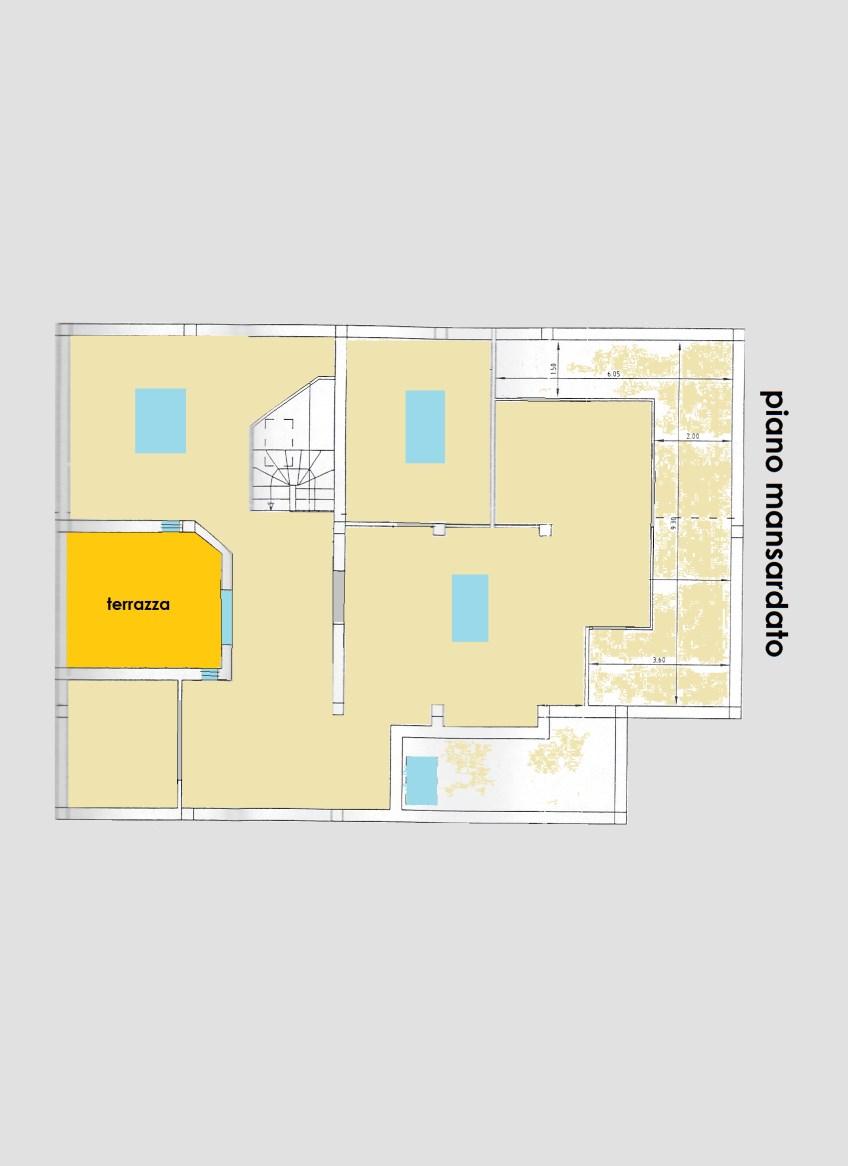 Planimetria 1/2 per rif. 95