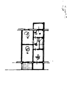 Planimetria 1/3 per rif. 131