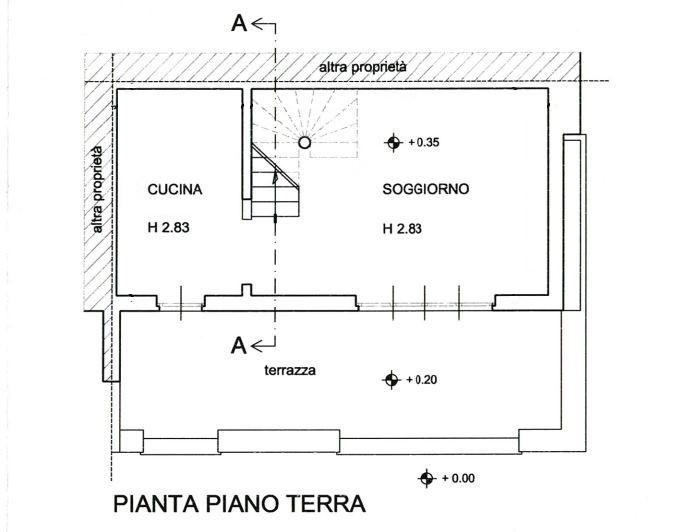 Planimetria /3 per rif. 143