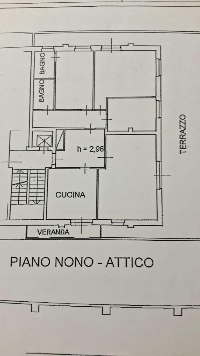 Planimetria /1 per rif. 145