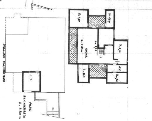 Planimetria 3/3 per rif. FED-012