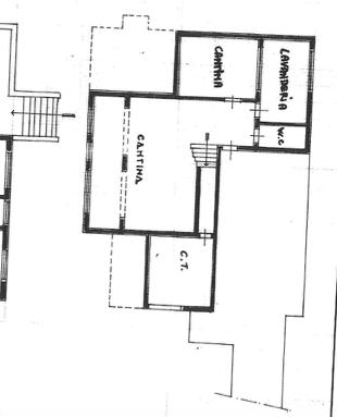 Planimetria 2/3 per rif. FED-012