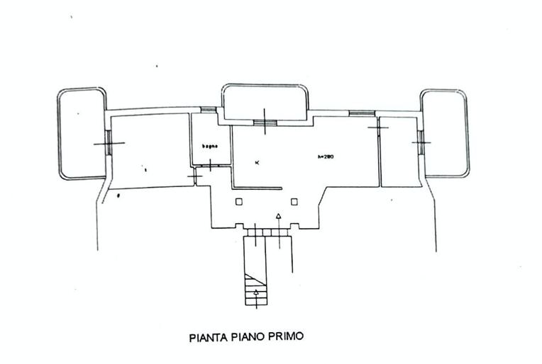 Appartamento in vendita, rif. 160 (Planimetria 1/1)