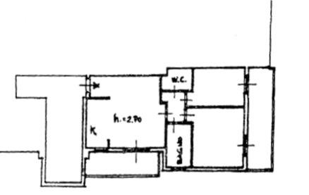 Planimetria 1/1 per rif. LOG-447