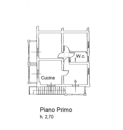 Planimetria 1/1 per rif. MAL178