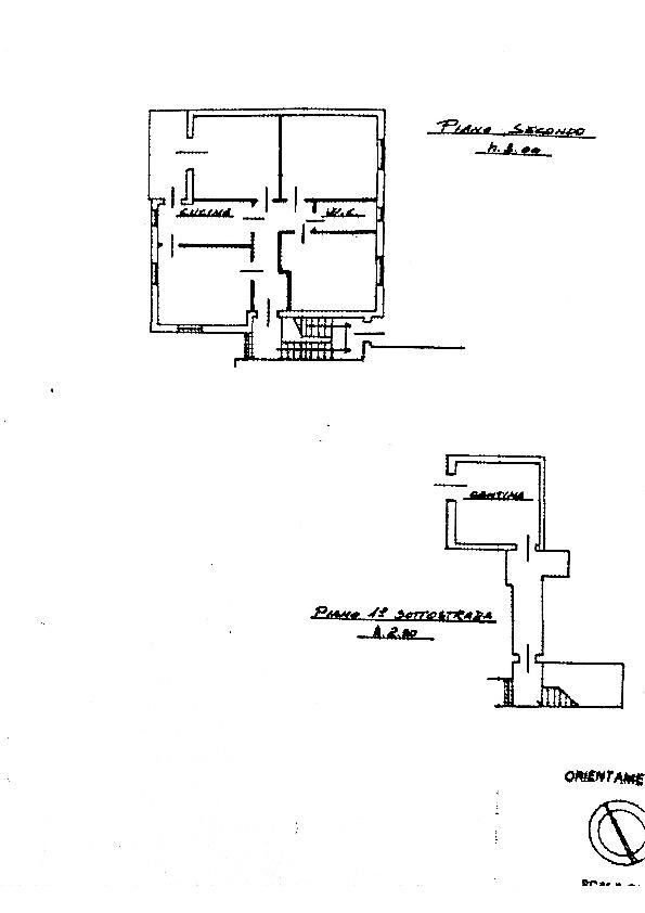 Planimetria 1/1 per rif. MAL188