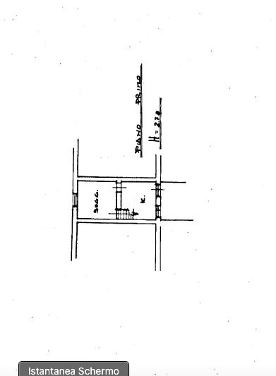 Planimetria 1/3 per rif. MAL191