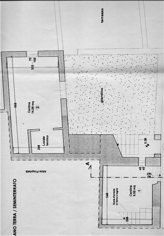 Planimetria 1/3 per rif. CC131