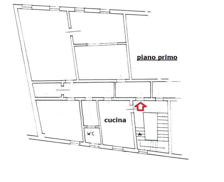 Planimetria 1/1 per rif. 635