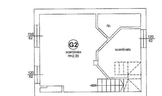 Planimetria 2/4 per rif. 649
