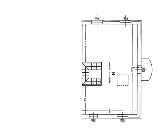 Planimetria 3/3 per rif. 650