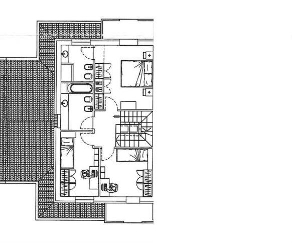 Planimetria 2/3 per rif. 651