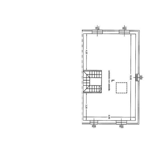 Planimetria 3/3 per rif. 652