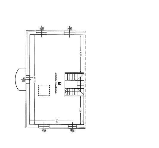 Planimetria 3/3 per rif. 653