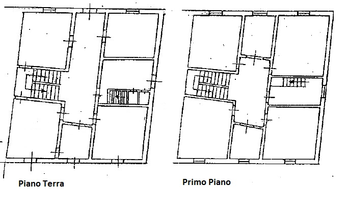 Planimetria 1/1 per rif. 738