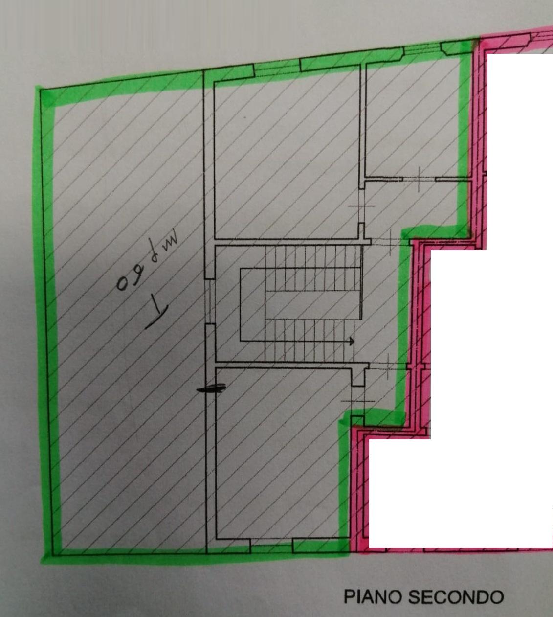 Planimetria 2/2 per rif. 797
