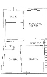 Planimetria 1/1 per rif. AP432