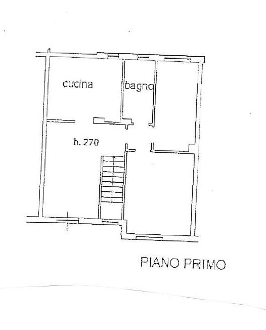 Planimetria 1/2 per rif. rb013