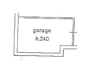 Planimetria 2/2 per rif. rb013