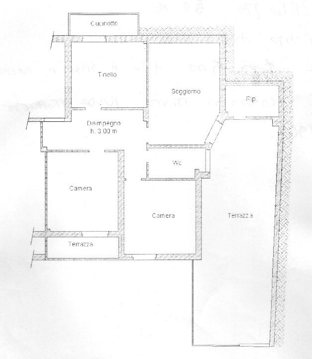 Planimetria 1/1 per rif. rb051