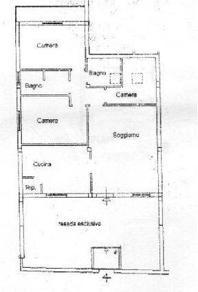 Planimetria 1/1 per rif. SB200