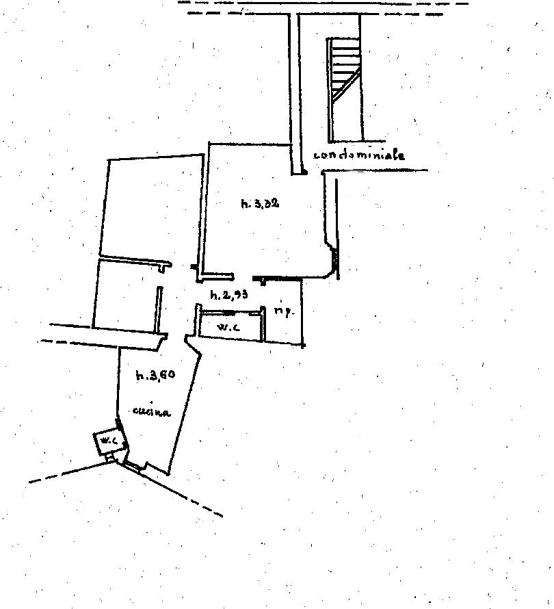 Planimetria 1/1 per rif. SB214