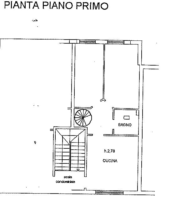 Planimetria 1/2 per rif. SB221