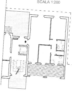 Planimetria 1/1 per rif. SB228