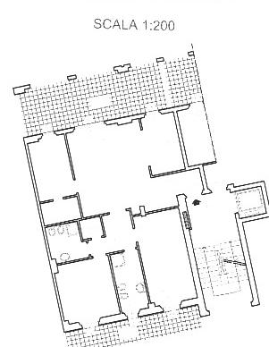Planimetria 1/1 per rif. SB229
