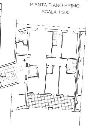 Planimetria 1/1 per rif. SB230
