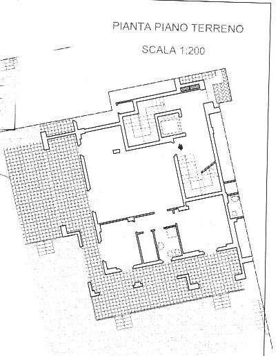 Planimetria 1/1 per rif. SB231