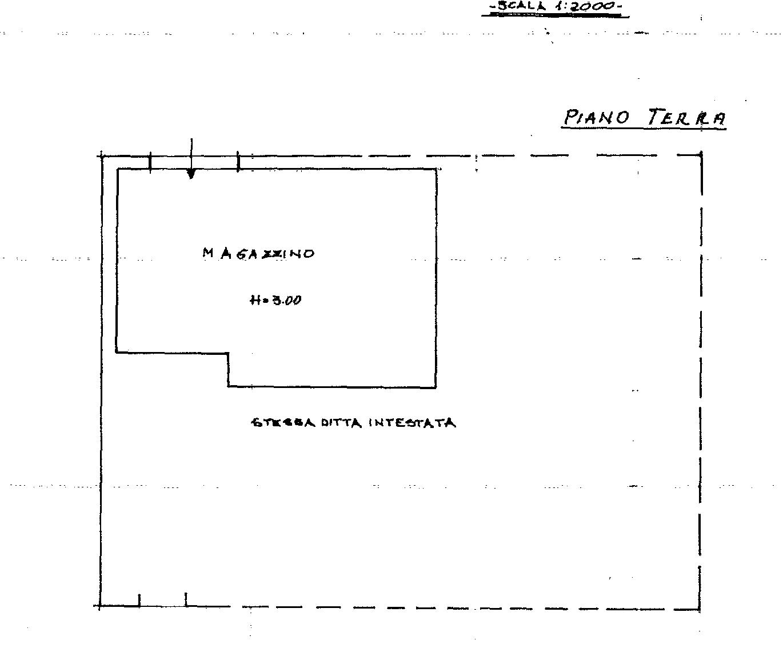 Planimetria 4/4 per rif. SB234