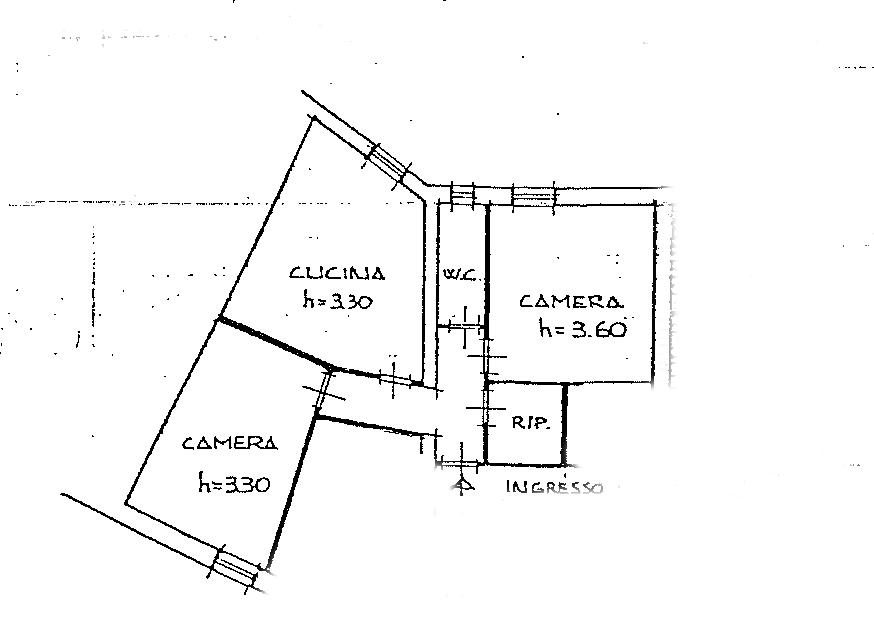 Planimetria 2/2 per rif. SB252