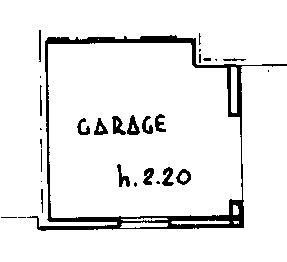 Planimetria 2/2 per rif. SB309