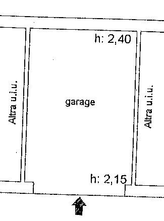 Planimetria 2/2 per rif. SB332