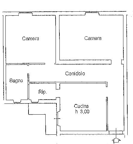 Planimetria 1/1 per rif. SB333