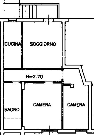 Planimetria 1/1 per rif. SB337