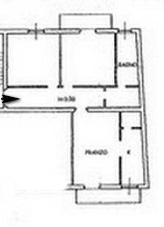 Planimetria 1/1 per rif. SB339