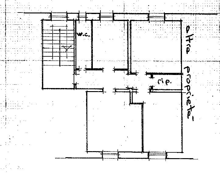 Planimetria 1/1 per rif. sb459