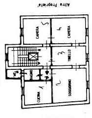 Planimetria 1/1 per rif. A894