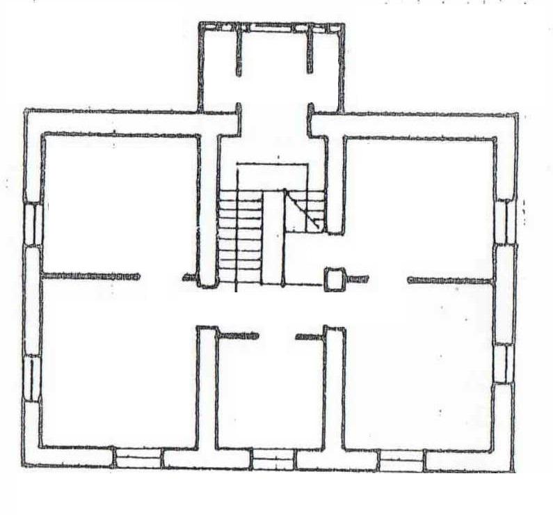 Planimetria 1/1 per rif. A943