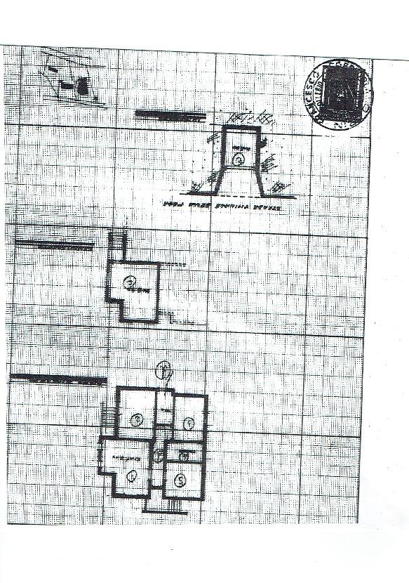 Planimetria 1/1 per rif. A966
