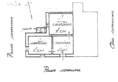 Planimetria 3/3 per rif. A971